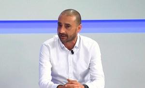 Luhay Hamido, este lunes en 'Club Deportivo' de RTVCE