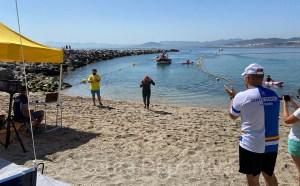 90 nadadores han participado en la prueba
