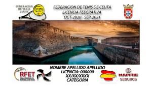 Cartel de la Campaña 'Licencia Federativa 2021-2022'