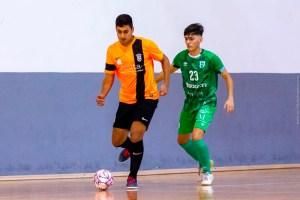 We Casas regresa con el Ceutí tras cumplir cuatro partidos de sanción de la pasada temporada