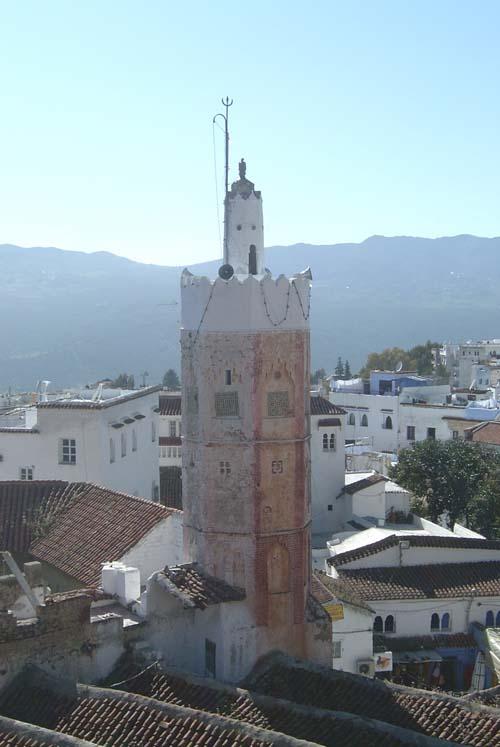 Gran Mezquita Xauen Chaouen Chefchaouen gua turstica