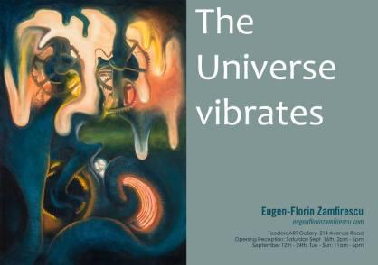 The Universe Vibrates