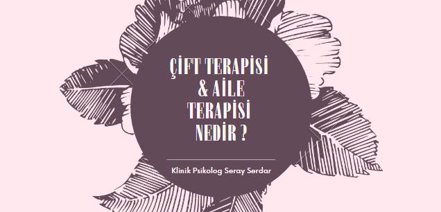 cift terapi aile terapi