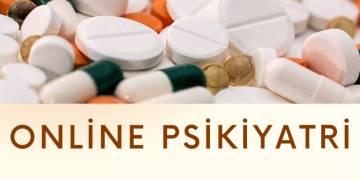 online psikiyatri ilaç yazar mı?