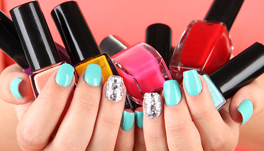 nails category