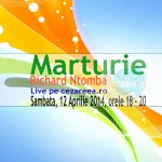 Marturie, Richard Ntomba