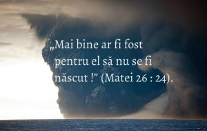 Matei 26.24, 1