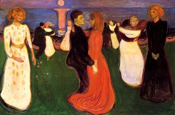 The dance of life - Edvard Munch 1900
