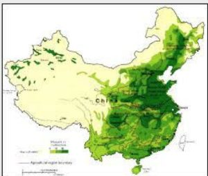 """Was China's """"great leap forward"""" disaster related to climate? 2"""