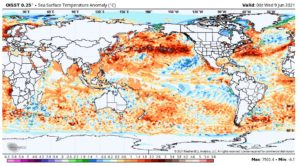 Ocean, Global Temp Link plainly seen ( Give me 2 La Nina Coladas and Watch What Happens) 2