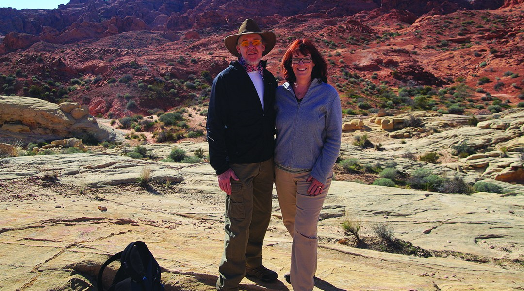 CFAR Spotlight: Cathy Brundage
