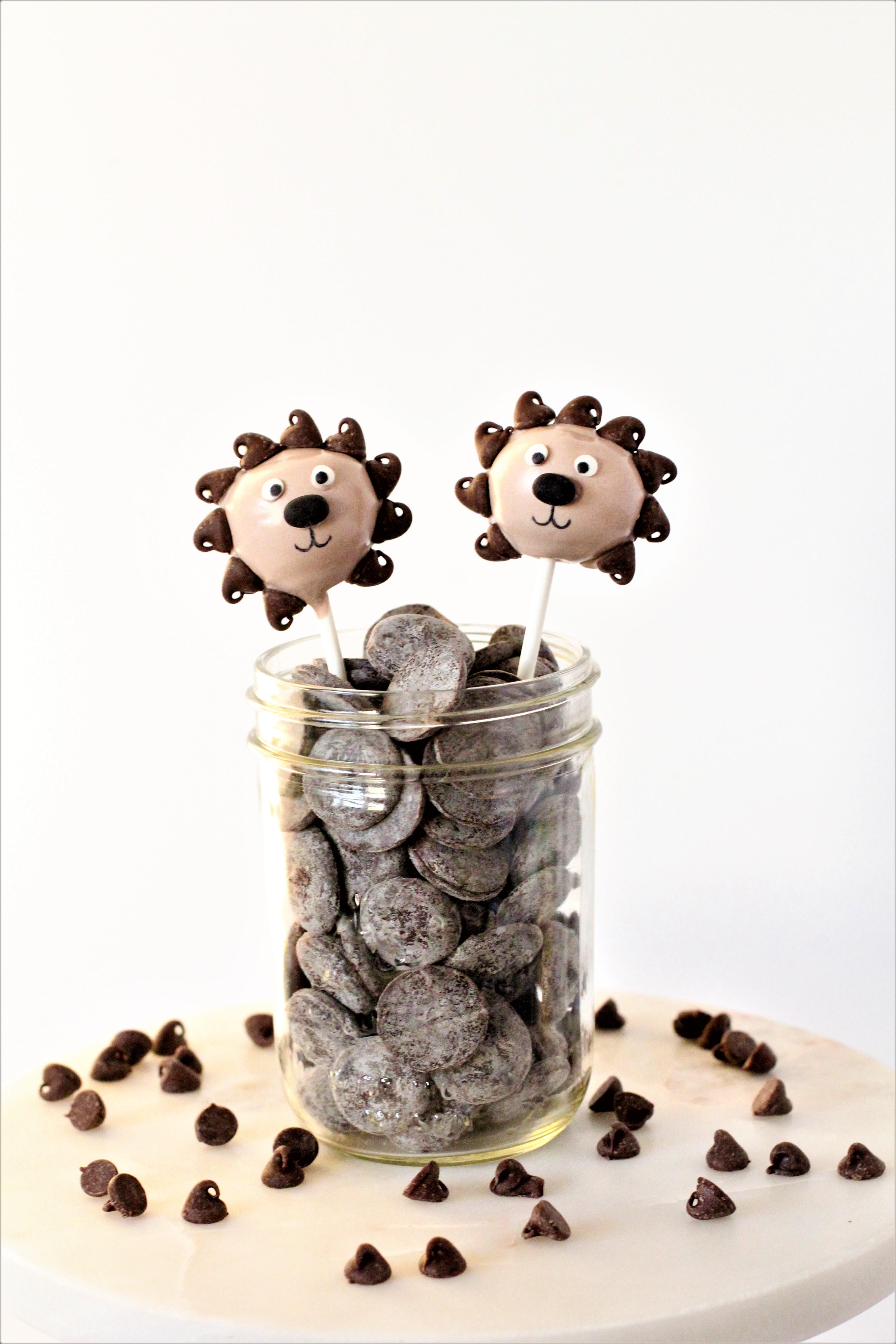 Cake Pops Charity Fent Cake Design