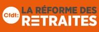 Réforme des retraites : ce que veut la CFDT