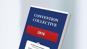 Convention collective SNCF