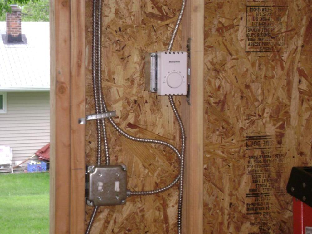 medium resolution of outdoor shed house wiring