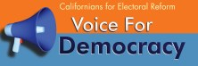 Voice For Democracy Newsletter