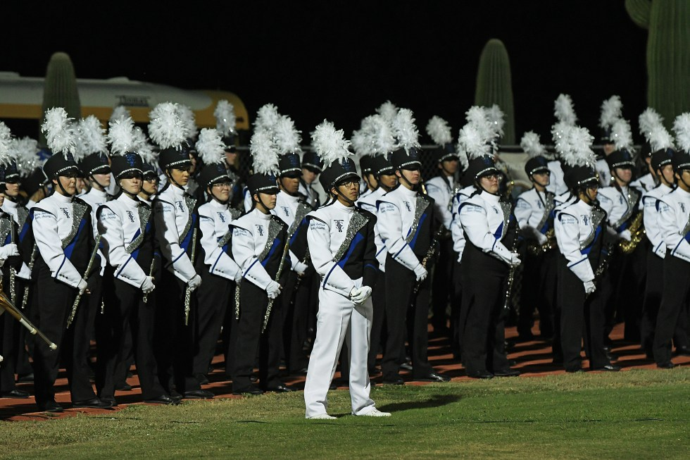 Marching Season Is Underway