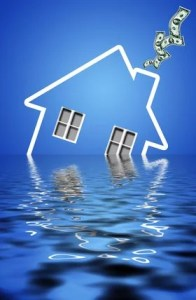 What if My House is Under Water?  4 Ways To Get Your Head Above Water