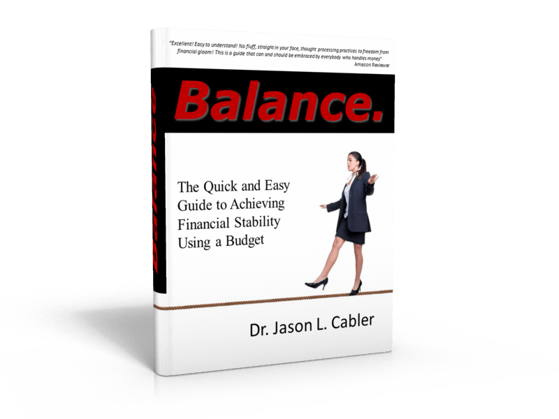 Balance- The Quick and Easy Guide to Financial Stability Using a Budget