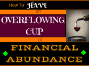 Havdalah- How to Have an Overflowing Cup of Financial Abundance