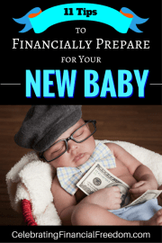 11 Smart Tips to Financially Prepare for Your New Baby