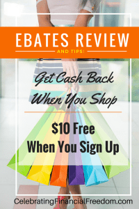 Get Paid to Shop on Ebates.com- Earn Free Money Shopping Online