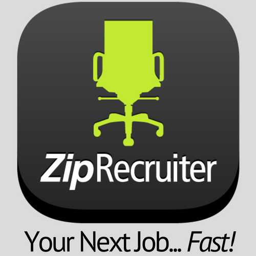 Ziprecruiter find a job search
