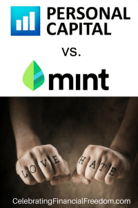 Personal Capital vs. Mint- 2018 Review of Two Top Personal Finance Apps