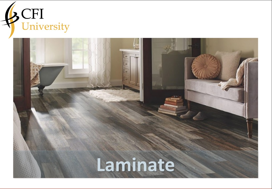 Laminate Course & Exam