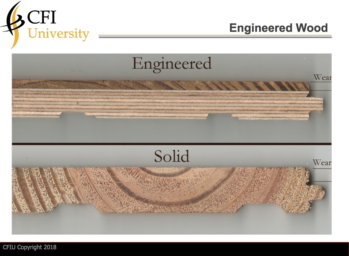 Engineered Wood Flooring Inspector Training Online