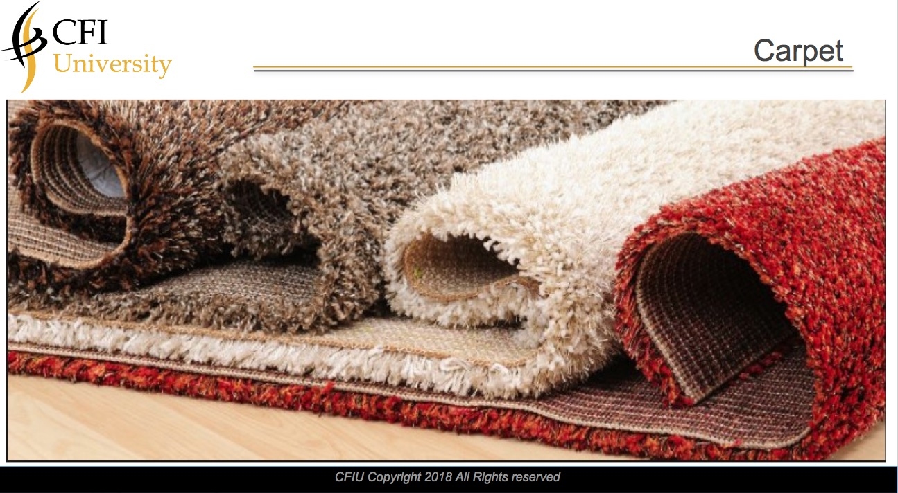 Carpet Inspector Online Training