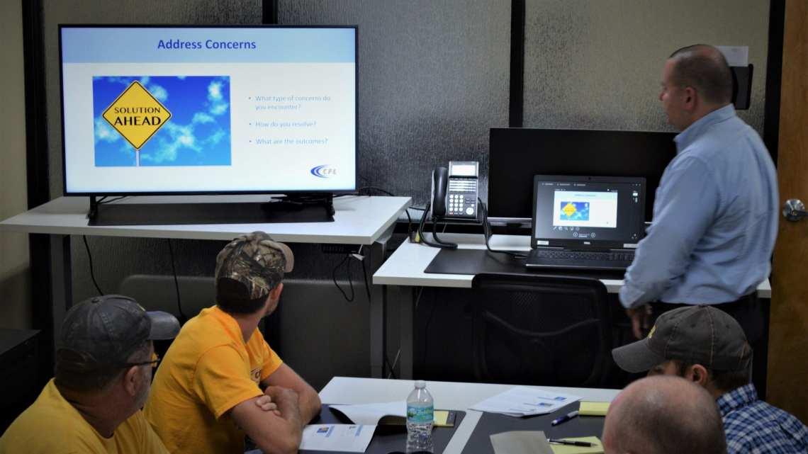 CFL - Professional Development