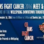 CFL Fans Fight Cancer 2016 Meet & Greet