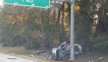 Crash on I-75 Results in the Death of Indiana Couple