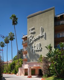 Beverly Hills Hotel & Bungalows- Deluxe