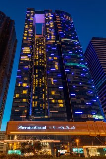 Sheraton Grand Hotel Dubai - United Arab Emirates