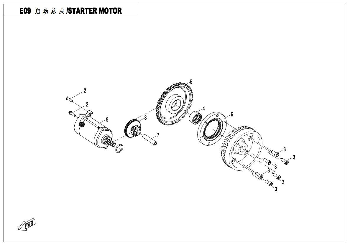 Cf Moto Utv | Wiring Diagram Database