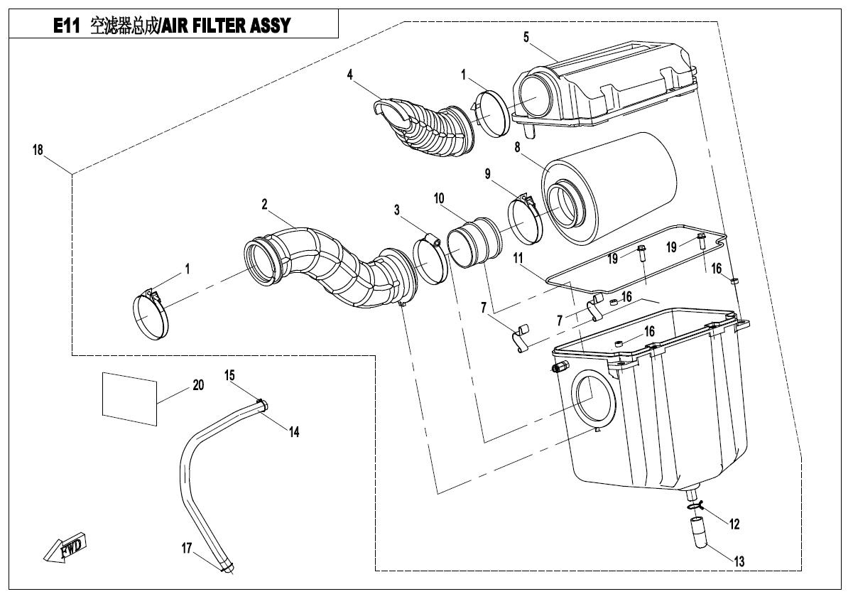 Cf Moto Axle | Wiring Diagram Database