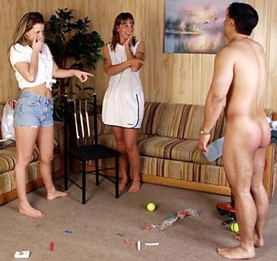 male public humiliation