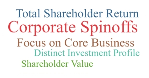 Corporate spinoffs increase Total Shareholder Return (TSR) and can outperform the market when they are aligned with six key steps.