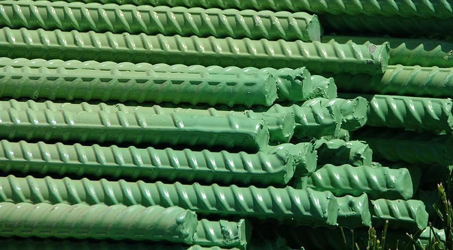 Steel corrosion control methods