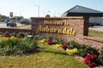 Auburndale - Welcome Sign