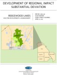 Ridgewood_Lakes_DRI_Staff_Report_cover