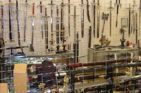 CF Swords - Display Swords