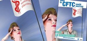 Non à l'Ordre Infirmier: L'Intersyndicale à l'Elysée