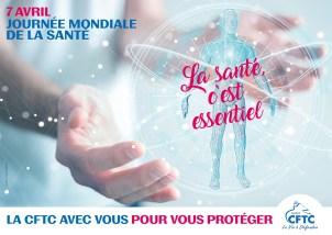 Journée mondiale de la santé : la Fédération CFTC Santé Sociaux appelle au discernement