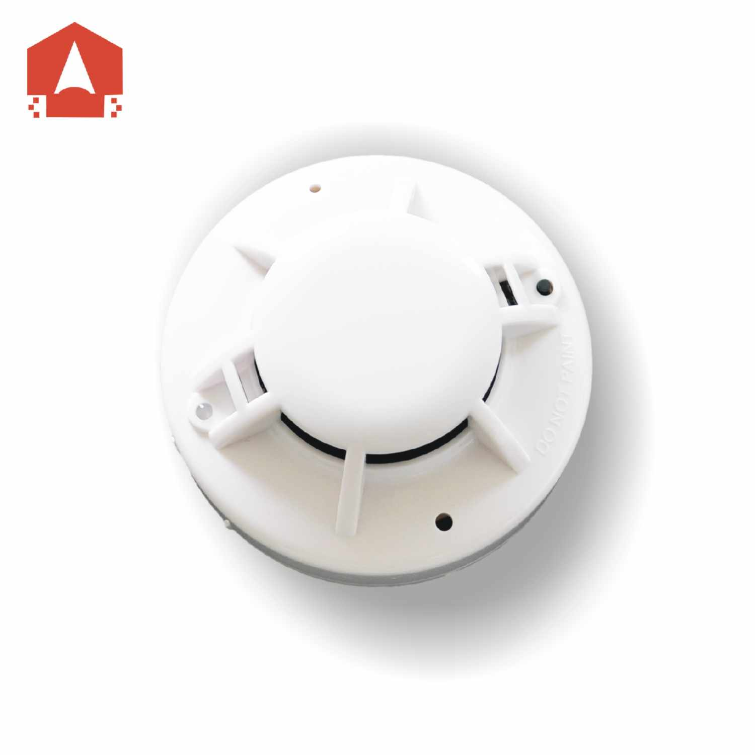 hight resolution of 4 wire smoke detector with relay output yt142