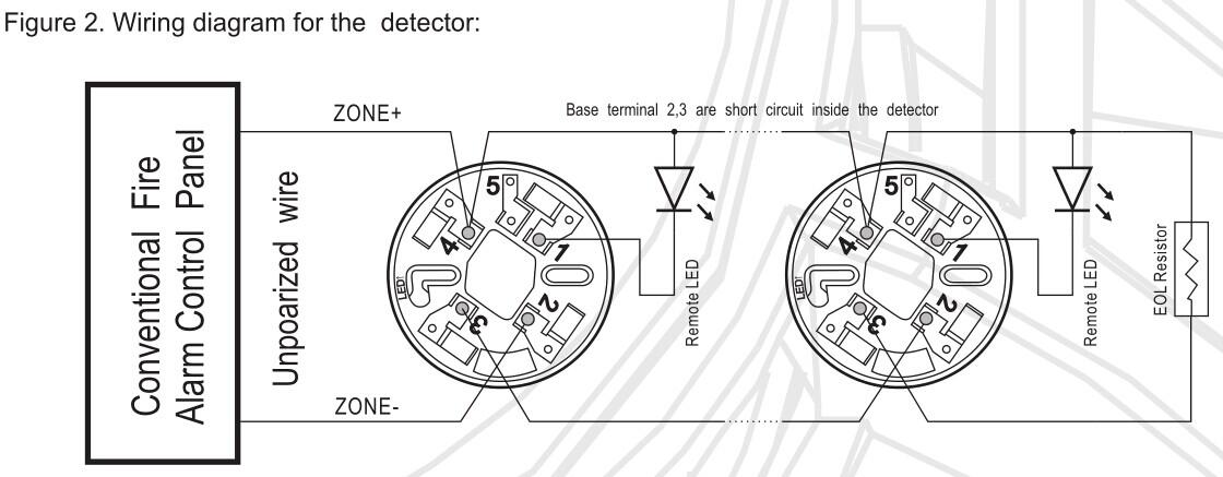 wiring a smoke detector