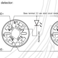Conventional Fire Alarm Control Panel Wiring Diagram 91 240sx Headlight Heat Detector Schematic Smoke U0026 Ft103 Professional