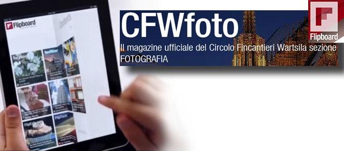 Il Circolo Fotografico Fincantieri-Wärtsilä ora è anche su Flipboard